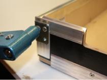 flightcase bauen der zusammenbau des deckels ihres flightcases. Black Bedroom Furniture Sets. Home Design Ideas